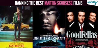 Ranking The Best Martin Scorsese Films