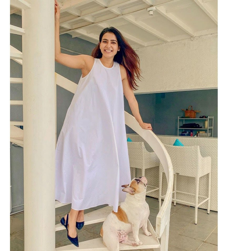 Samantha Akkineni Naga Chaitanya Home 3