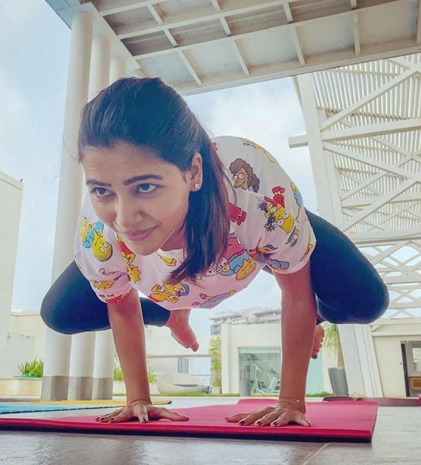 Samantha Akkineni Naga Chaitanya Home 4
