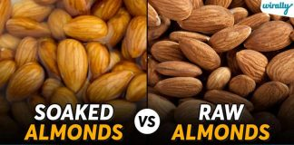 Soaked Almonds Vs Raw Almonds