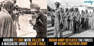 Some Shocking & Hidden Facts About The Hyderbad's 1948 Massacre Under Nizam Rule