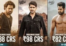 Top 12 Telugu Movies Which Hold The First Week Records At Box Office