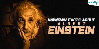 Unknown Facts About Albert Einstein