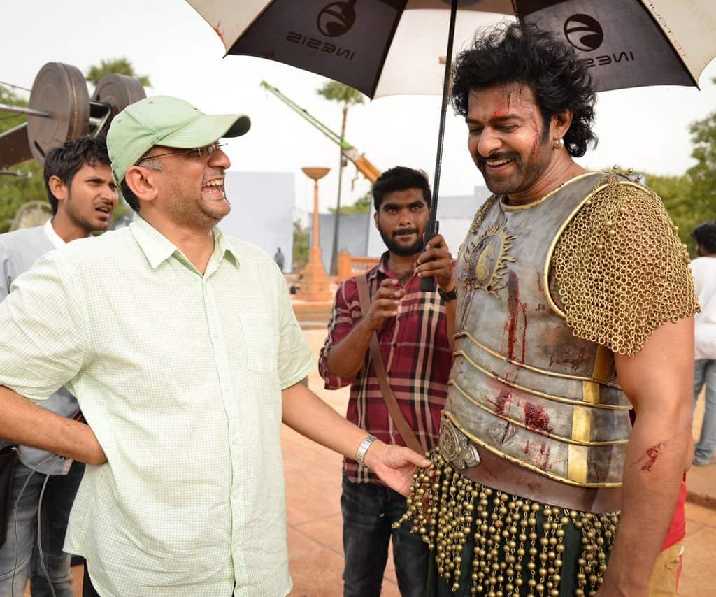 Unseen Working Stills From Baahubali Movie10