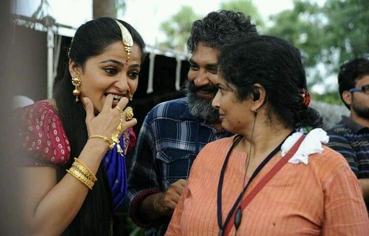 Unseen Working Stills From Baahubali Movie11