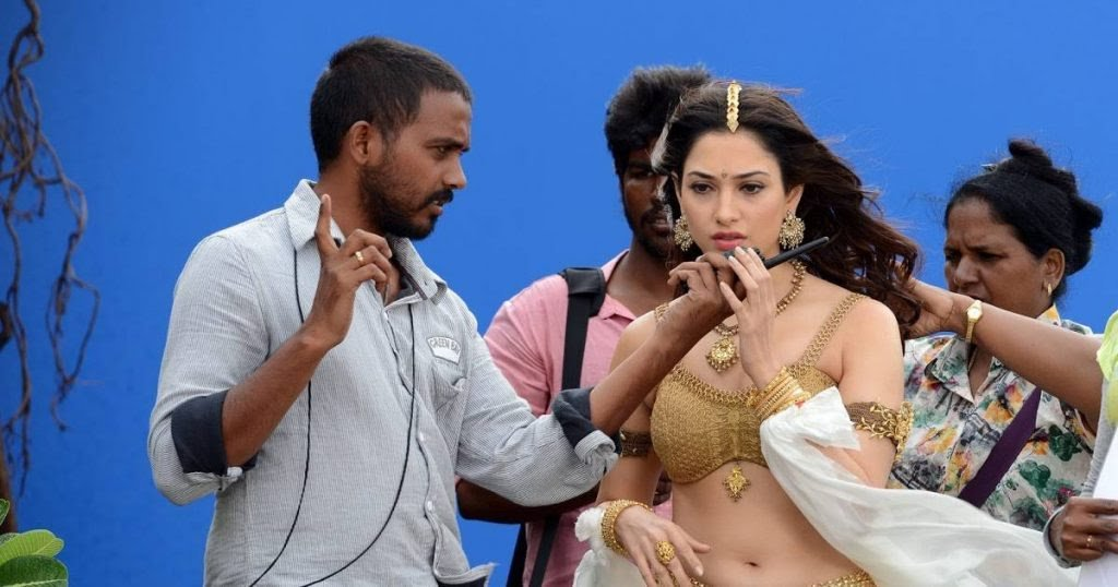 Unseen Working Stills From Baahubali Movie23 1024x538