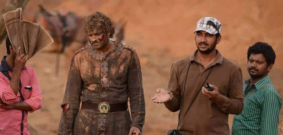 Unseen Working Stills From Baahubali Movie26