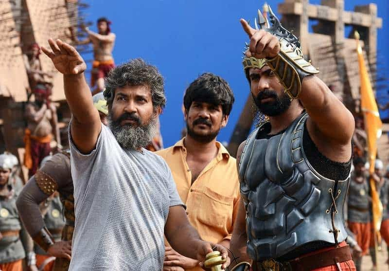Unseen Working Stills From Baahubali Movie27