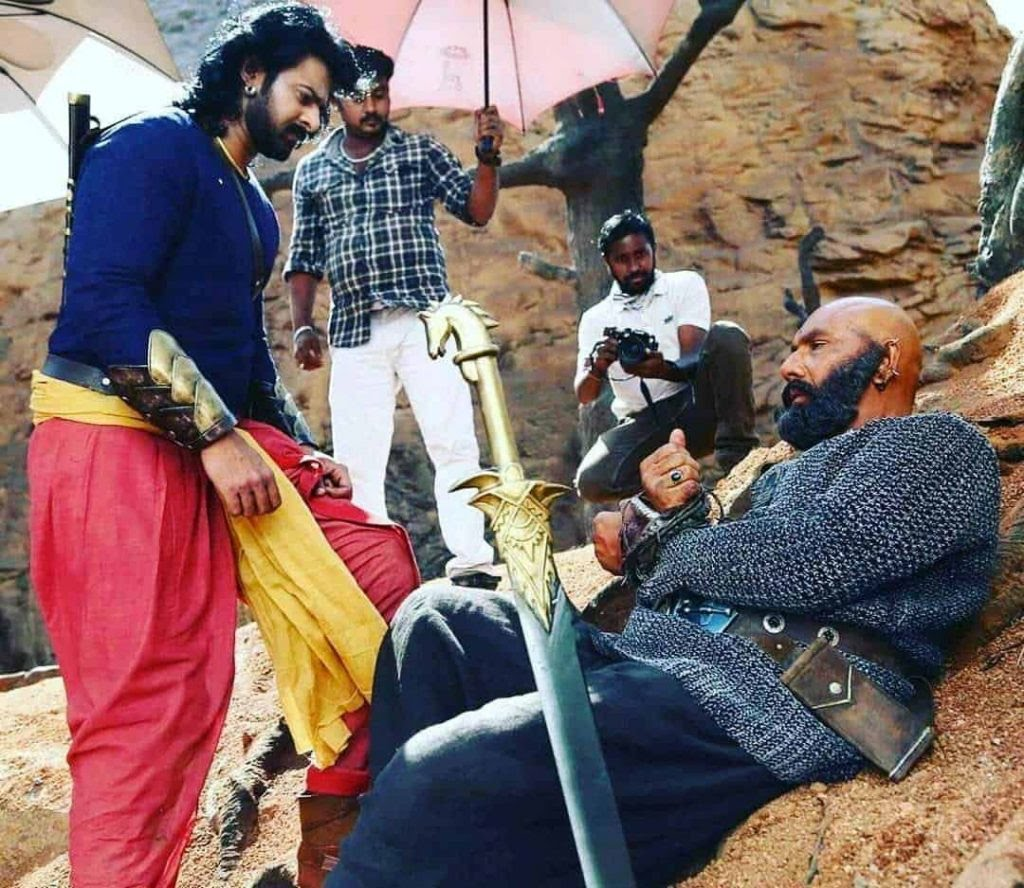 Unseen Working Stills From Baahubali Movie28 1024x888