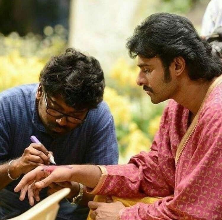 Unseen Working Stills From Baahubali Movie31