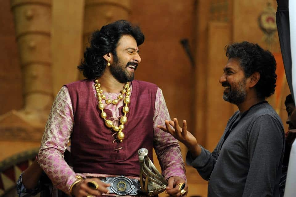 Unseen Working Stills From Baahubali Movie38