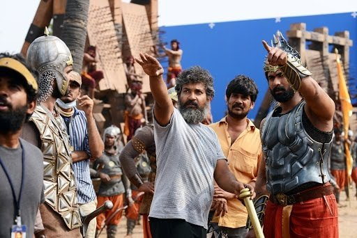 Unseen Working Stills From Baahubali Movie39