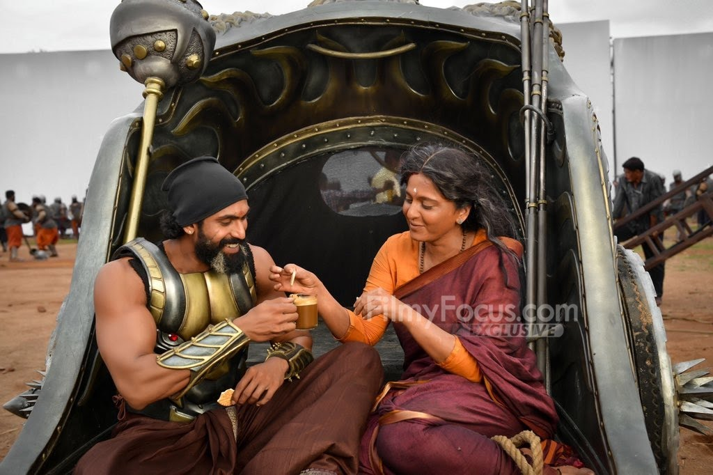Unseen Working Stills From Baahubali Movie40 1