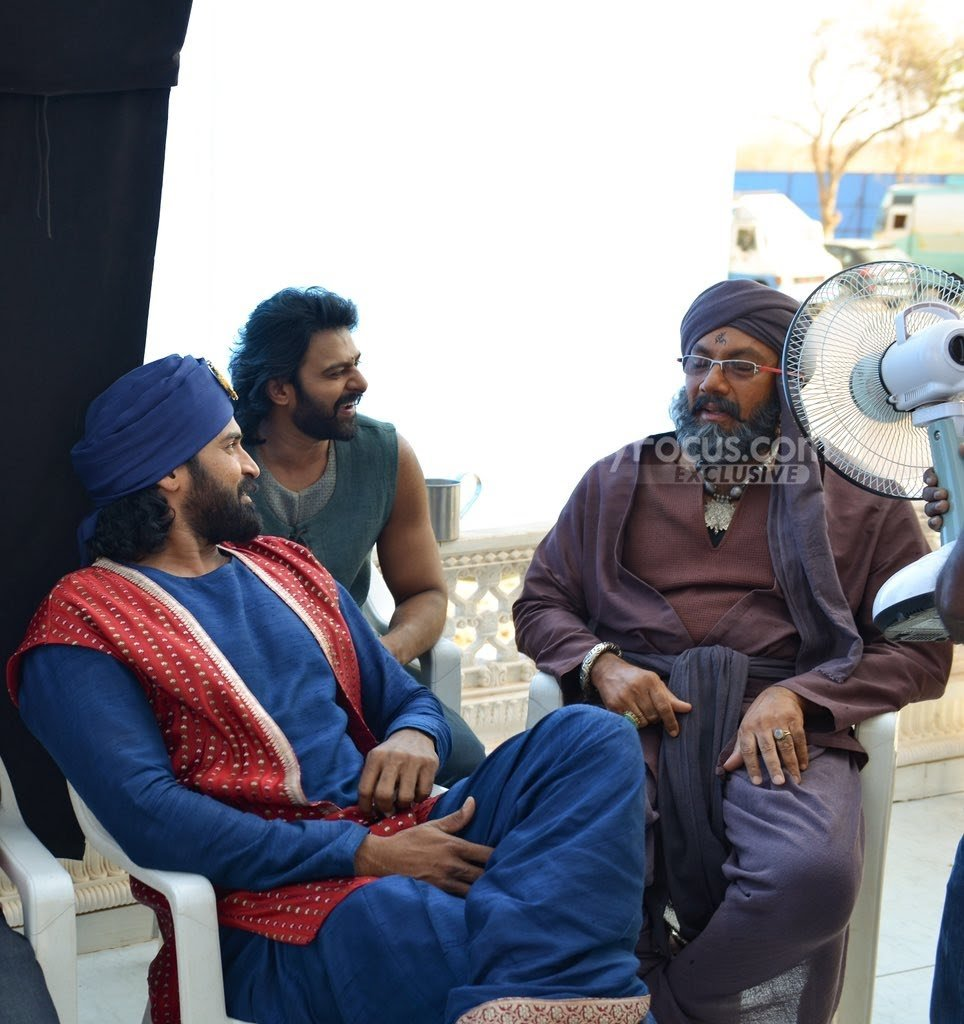 Unseen Working Stills From Baahubali Movie40 2