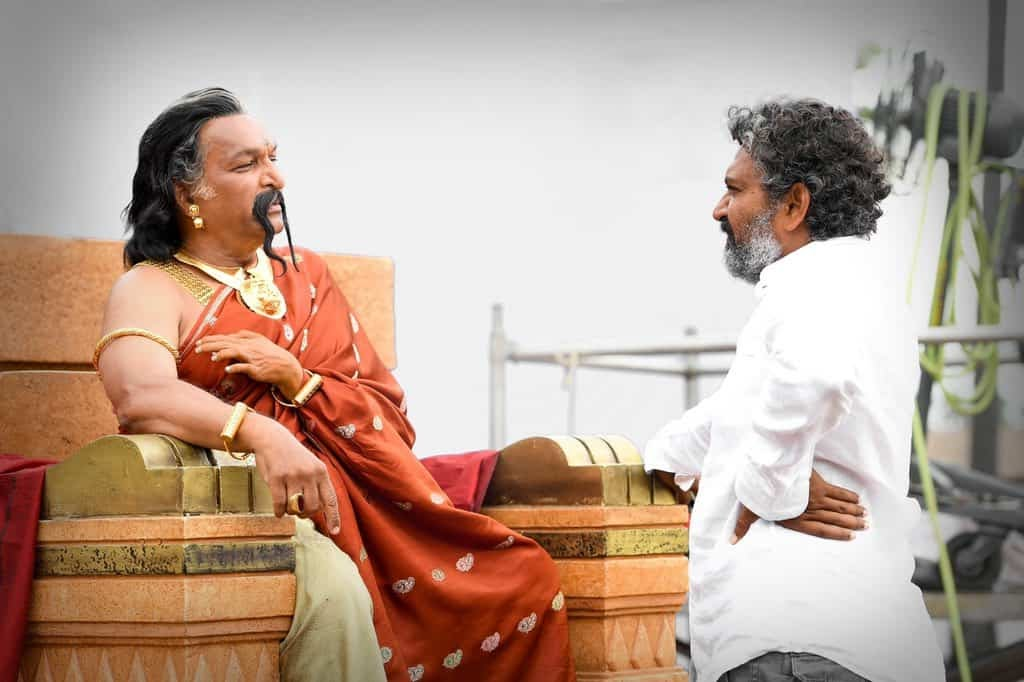 Unseen Working Stills From Baahubali Movie42
