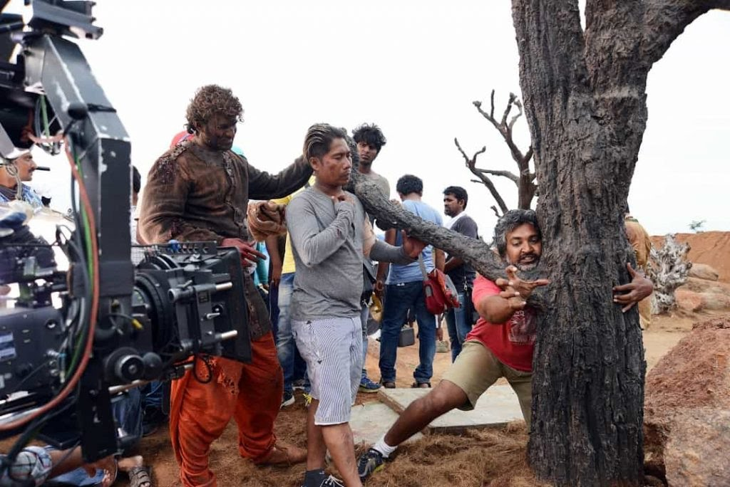 Unseen Working Stills From Baahubali Movie49 1024x684