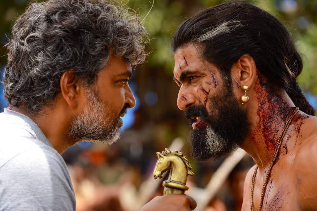 Unseen Working Stills From Baahubali Movie7