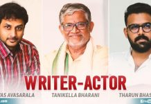 Writer And Actor