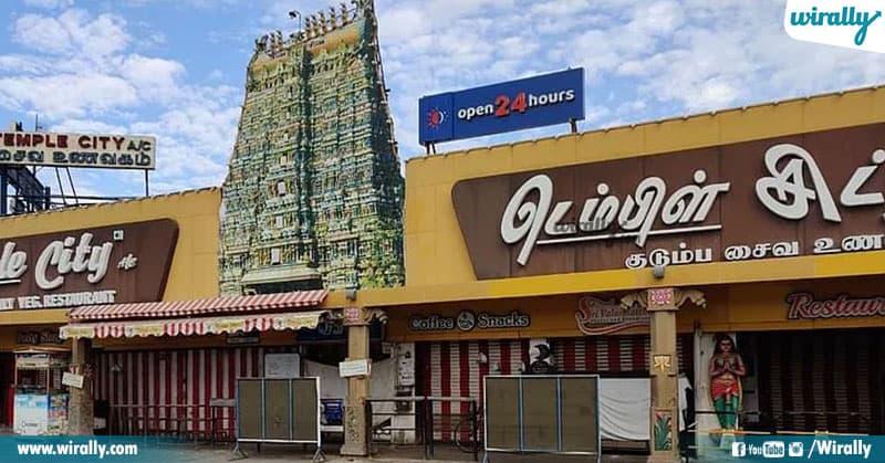 1 Restaurant In Madurai