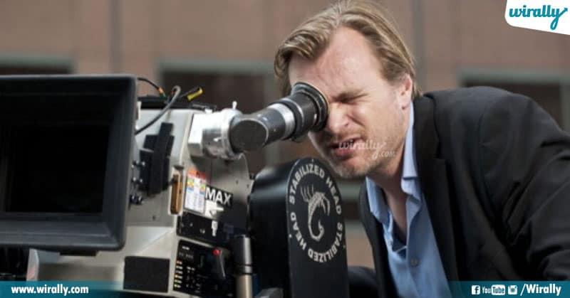 10 Christopher Nolan