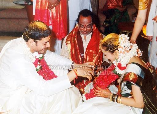 10. Mahesh Babu Marriage Photo