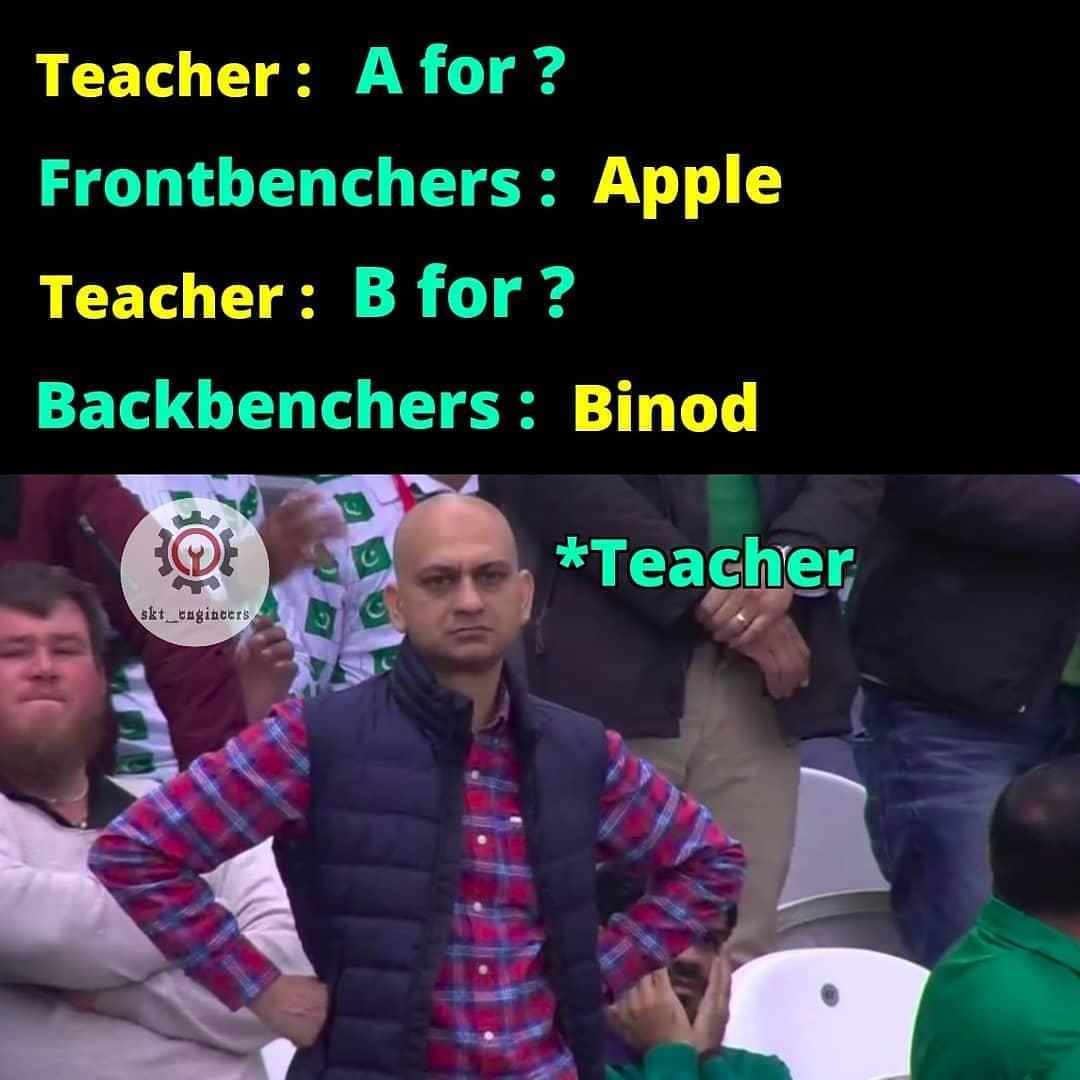 11. Binod Memes