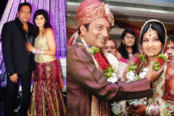 14. Prakash Raj Marriage Photo