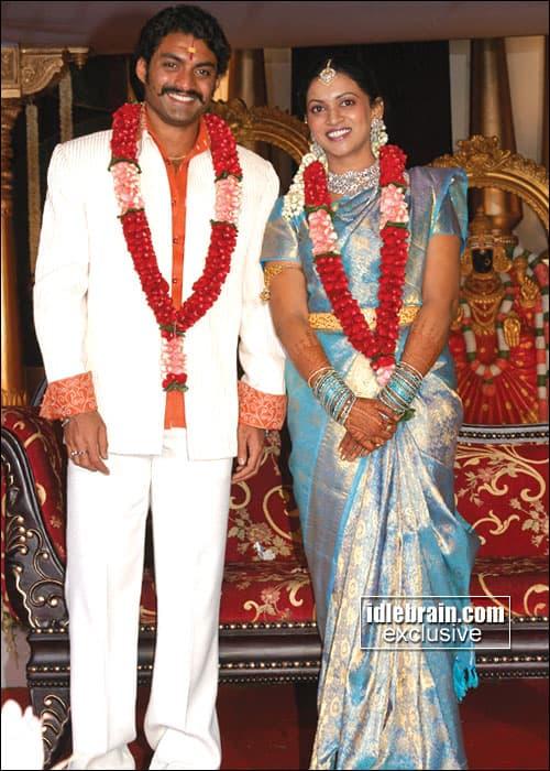15. Kalyanram Marriage Photo