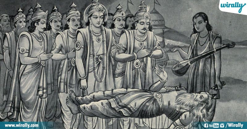 2 Unknown Facts About Bhishma