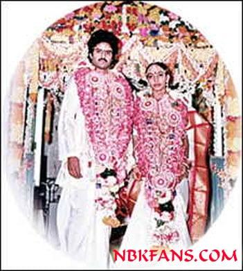 2. Balakrishna Marriage Photo