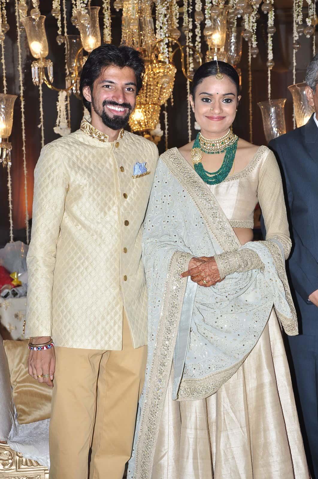 23. Nag Ashwin Wedding Photos