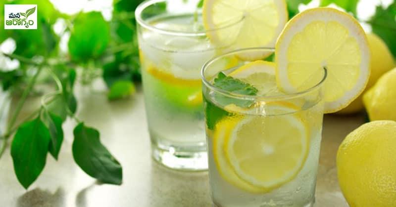 Benfits Of Lemon and Hot water