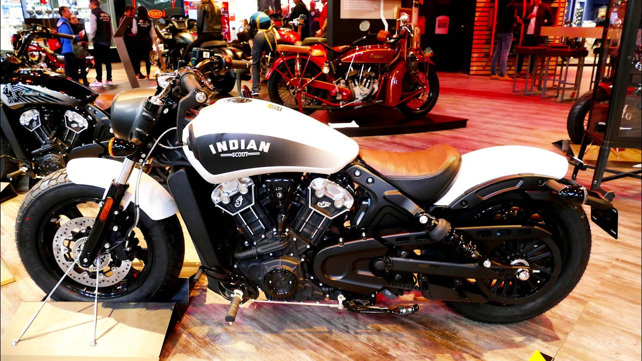 3. Indian Motorcycles