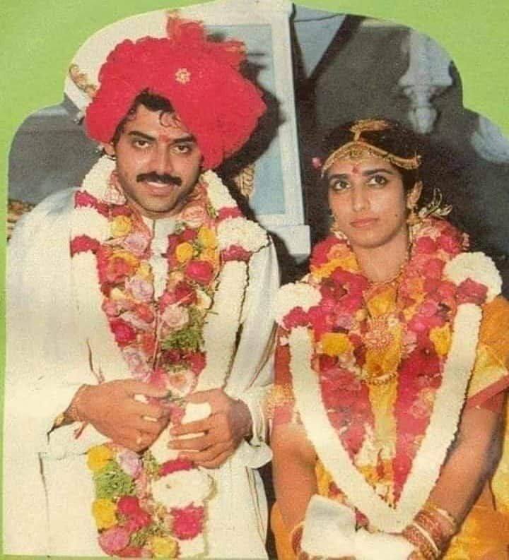 3. Venkatesh Marriage Photo