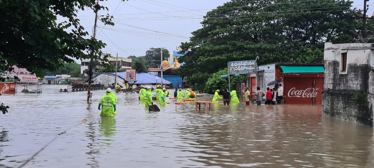 3. Warangal Floods