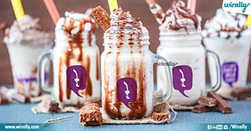 4 Milkshake Cravings
