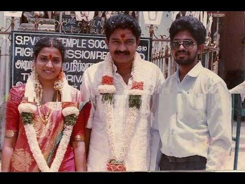 4. Rajasekhar & Jeevitha Rare Marriage Photo