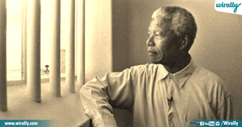 5 Unknown Facts About Nelson Mandela