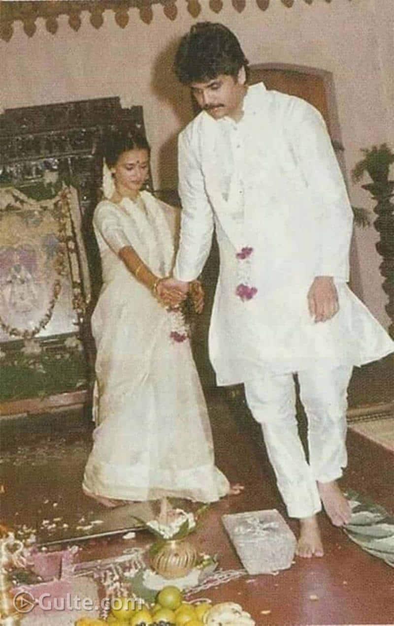5. Nagarjuna Marriage Photo
