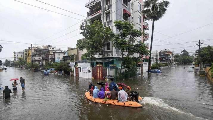 5. Warangal Floods
