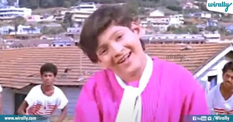 6 Childhood Roles Mahesh Babu