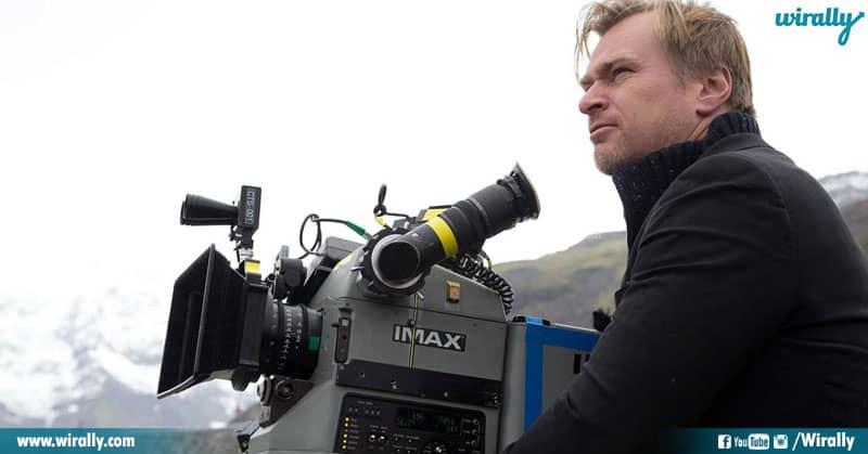 6 Christopher Nolan