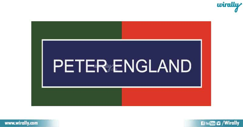 6 Peter England