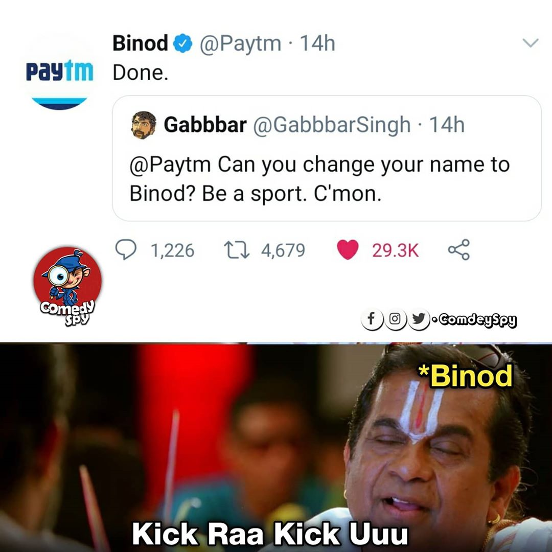 6. Binod Memes
