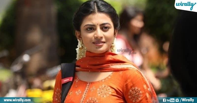 7 Actress Whose Native Is Telugu