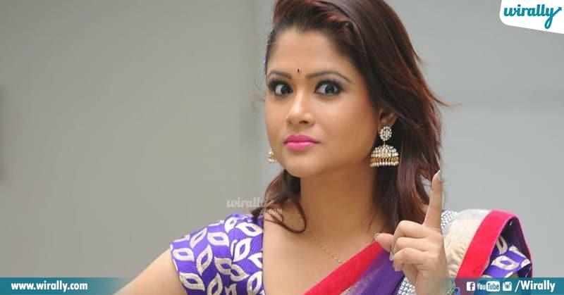 7 Shilpa Chakravarthy