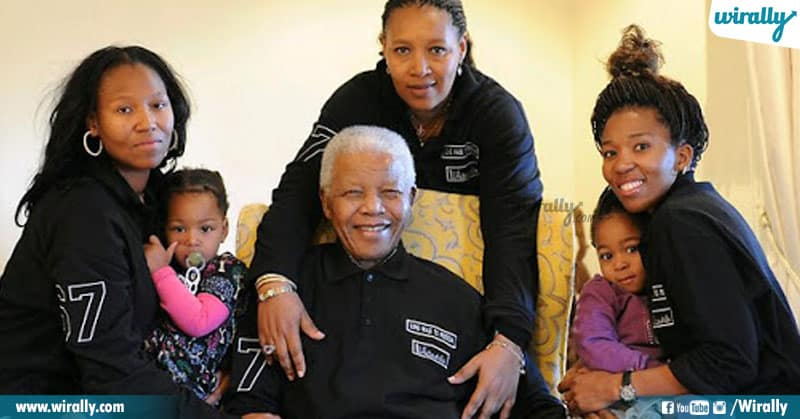 7 Unknown Facts About Nelson Mandela