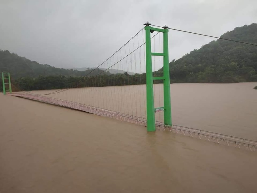 7. Warangal Floods
