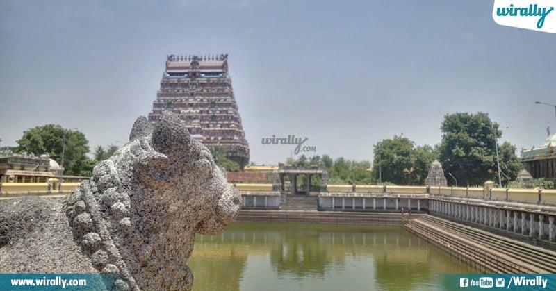 8 Thillai Nataraja Temple