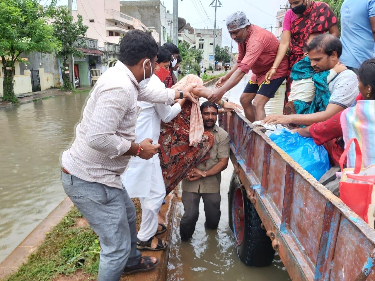8 Warangal Floods